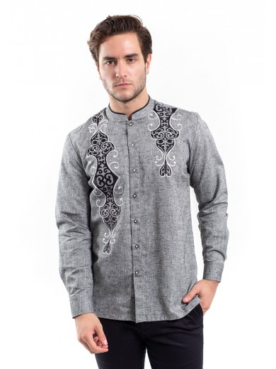 http://manly.co.id/2192-thickbox/slim-fit-patterned-shirt-with-mock-layer-collar.jpg